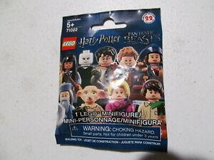 LEGO Harry Potter Fantastic Beasts random minifigure sealed polybag 71022