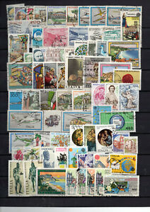 128-timbres-Italie-1981-a-1985