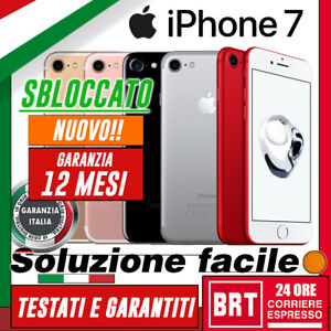 NUOVO-SMARTPHONE-APPLE-IPHONE-7-32GB-128GB-256GB-SBLOCCATO-ED-IN-ITALIA-iOS