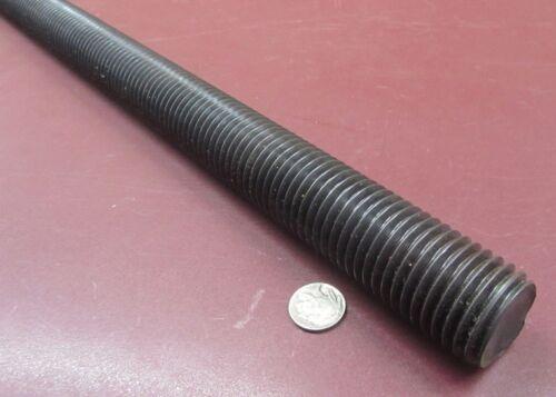 """RH 1 3//8/""""-6 x 3 Foot Length 4140 Steel Threaded Rod Grade B7"""