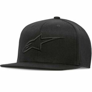 Alpinestars Men/'s MX Motorcycles Casuals Ageless Curve Bill Flexfit Hat//Ca New
