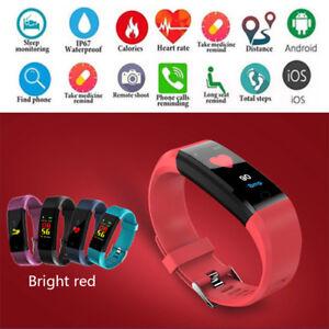 ID115Plus-BT-Smart-Watch-Wristband-Bracelet-Pedometer-Sport-Fitness-Tracker-HOT