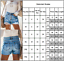 Women-Summer-Casual-Shorts-Belt-High-Waist-Stretch-Trousers-Hot-Pants-Plus-Size thumbnail 2