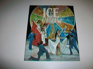 1971 Ice Capades Program Book