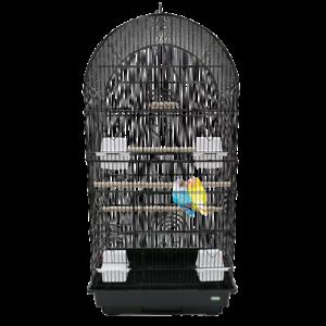 Heritage-Large-2-Door-Double-Bird-Cage-90x36x47CM-Parakeet-Budgie-Cockatiel-Cage