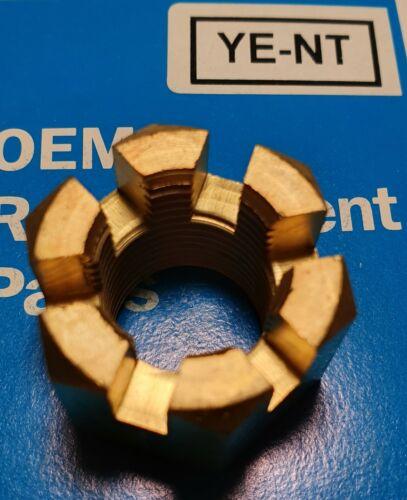 SOLAS Propellermutter KRONENMUTTER  Nut für versch Hersteller