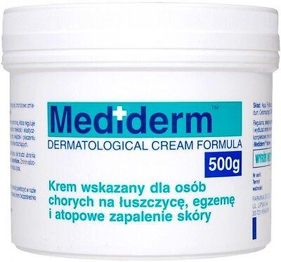 MEDIDERM Dermatological Cream 500g