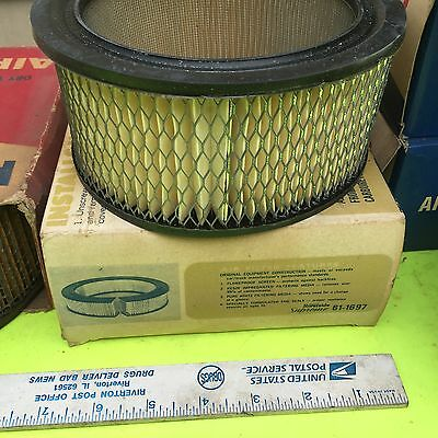 Ford Mazda /& Mercury 4648 CA6828 46097 FA1072 Engine Air Filter Fits