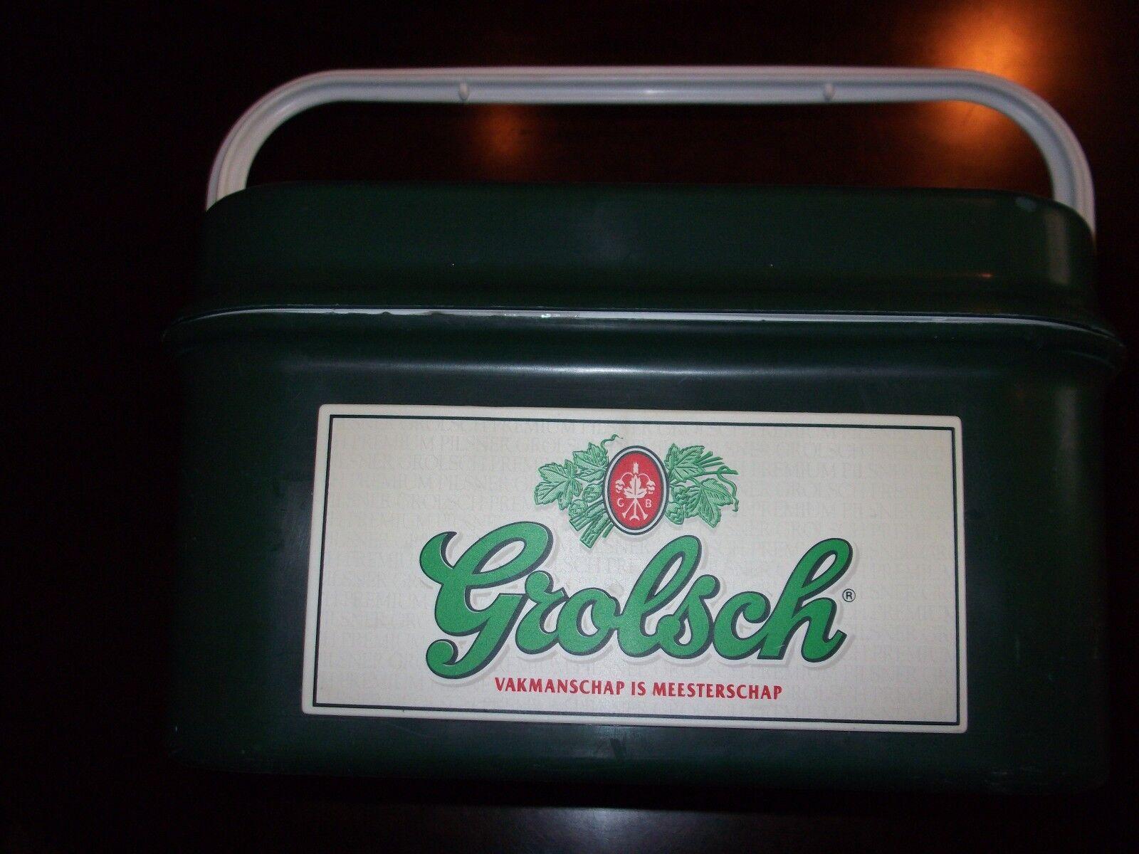 GROLSCH Kühl ThermoBox Cool für für Cool 12 x 0,5 Ltr. Dosen BEER Bier Biére Cerveza Piwo 141e8d