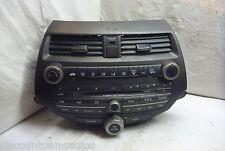 08 09 10 11 12 Honda Accord 6 Disc Cd MP3 WMA Player 39100-TA0-A320 3BB0 DA992