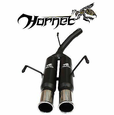 10//00-10//03 Direct Fit Rear Exhaust Silencer Back Box for Vauxhall Corsa 1.8