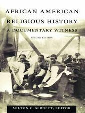 The C. Eric Lincoln Series on the Black Experience: African American Religious History : A Documentary Witness (2000, Paperback)
