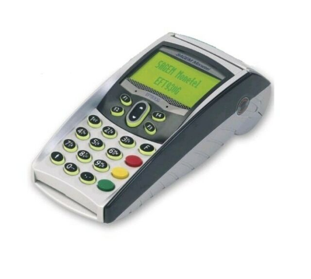 Ingenico EFT930G Contactless Credit Card Terminal 105666
