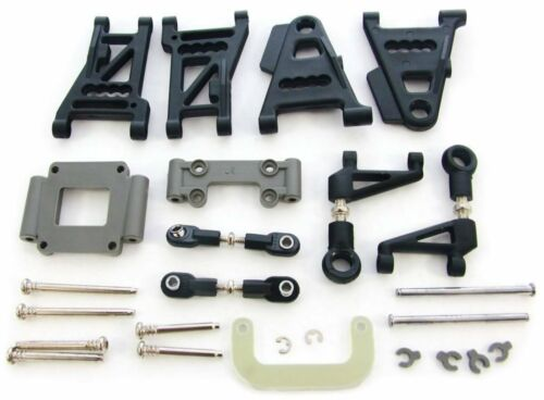 Traxxas 1//10 Nitro 4-Tec Arms Hinge Pins /& Mounts.... Turnbuckles