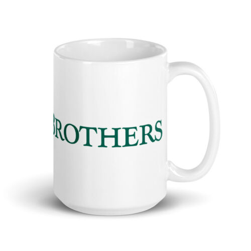 Lehman Brothers Mug Recession Executive Trader Banking Gift
