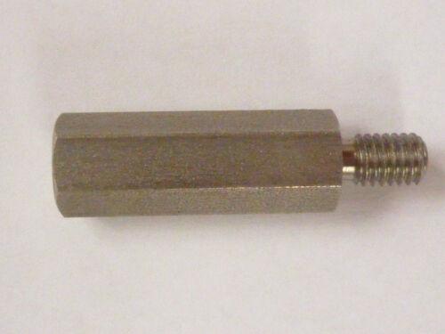 M5 SW8 30mm M5x30 Edelstahl Abstandsbolzen Distanzhalter Innen-Außen A2 1.4305