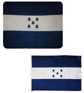 Kleidung & Accessoires Vorsichtig Großverkauf Kombination Menge Honduras Country 127cmx152cm Vlies & 0.9mx5'