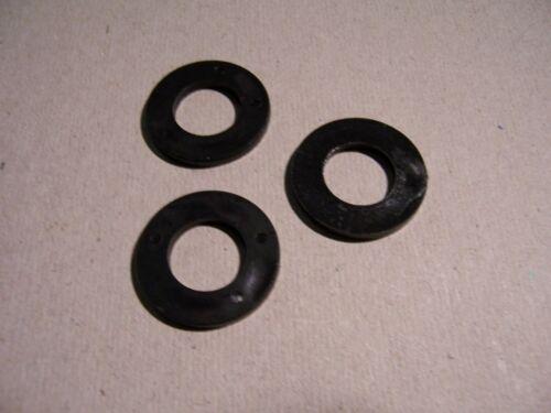 Scheiben DIN 125 Polyamid schwarz 13,0x24x2,5 25St