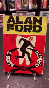 Alan-Ford-2-034-Il-Dente-Cariato-034-1-ed-Corno-Magnus-Bunker