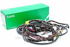 Astounding Wiring Harness Norton Dominator 88 99 Mag Dyno 1955 58 Uk Made Ebay Wiring 101 Mentrastrewellnesstrialsorg