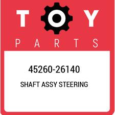 TOYOTA PRIUS GENUINE INTERMEDIATE STEERING SHAFT 45260-12710