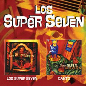 Los-Super-Seven-Los-Super-Seven-Canto-New-CD-UK-Import