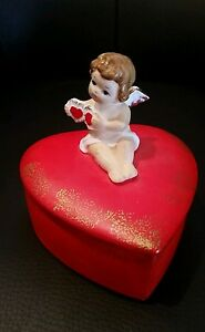 1960 collectibles, holiday day, vintage pre seasonal, valentines