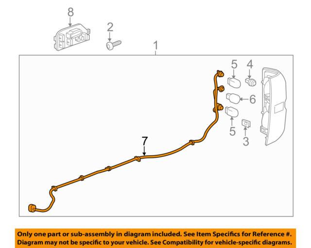 Chevy Silverado Tail Light Wiring Harnes - Wiring Diagram