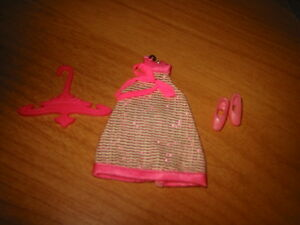 3 Piece Outfit #812 Starlight Ball  in Very Good Condition Dawn doll