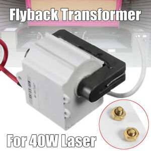 40W-High-Flyback-Transformer-Volt-Power-Supply-K40-Engraving-Cutting-Tool