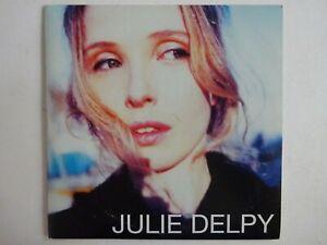 JULIE-DELPY-MY-DEAR-FRIEND-12-TITRES-CD-Album-Promo