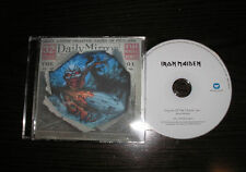 Iron Maiden - Empire of The Clouds - 1 Track 2016 EU Promotional (Promo) CD
