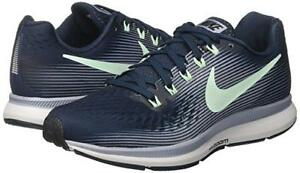 Details about Nike Air Zoom Pegasus 34 NavyMint Foam 880560 405 Women's Running Shoes Size 5