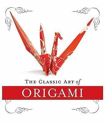 The Classic Art of Origami Kit (Mini Kit) 9780762435975 | eBay