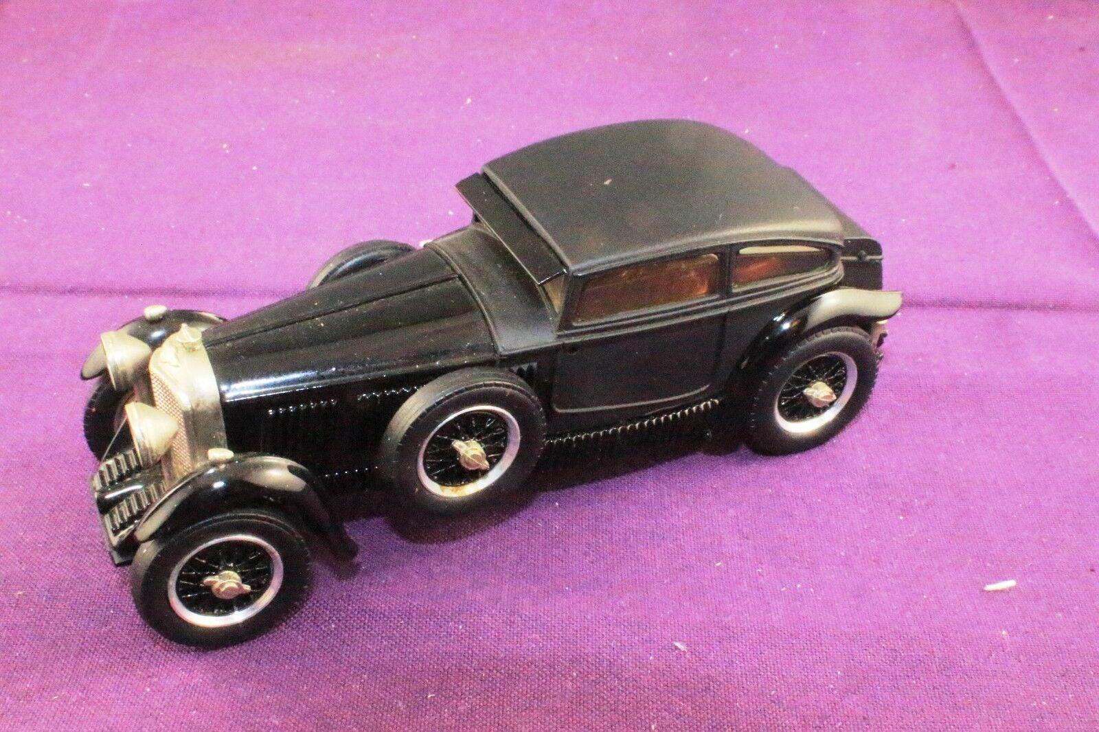 Western Models WMS32 1930 Bentely 6 1 2 Litre  BARNATO  Made in England