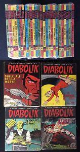 DIABOLIK-anno-X-10-da-1-a-26-ASTORINA-ANNO-1971-DOT