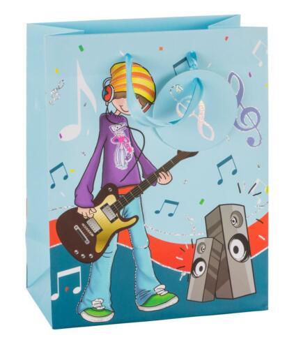 Geschenkbeutel 23x18x10cm Geschenktüte Maße Teenager Geschenktasche