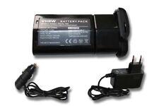 Akku 2600mAh für BATTERIEGRIFF Nikon MB-D12 EN-EL18A D800 D800E