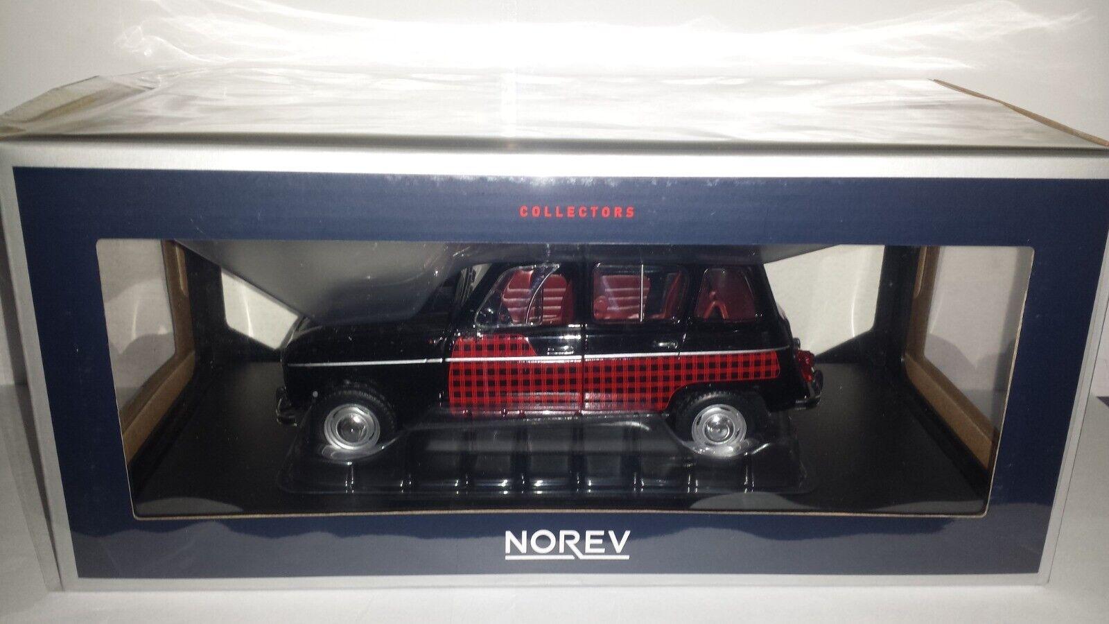 Offriamo vari marchi famosi Norev 1 18 Renault 4 Parisienne 1964 nieuw in in in doos  scelta migliore