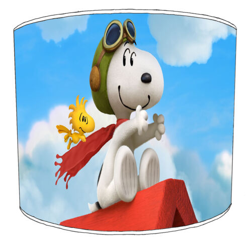 Ideal To Match Snoopy Bedding Sets /& Duvets Peanuts /& Snoopy Comic Lampshades