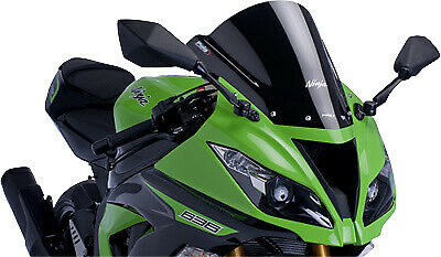Puig Racing Screen Kawasaki ZX-6R 19 C//Smoke