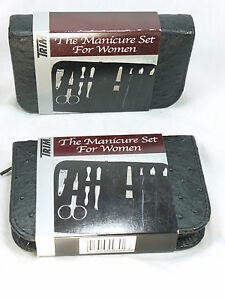 TRIM-THE-MANICURE-SET-FOR-WOMEN-8PC-EACH-SET-BAG-BRAND-NEW-MADE-IN-KOREA