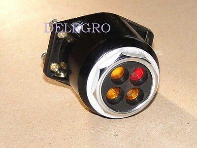 Glühüberwacher 1,7V 40A für Hanomag R16 R19 R22 R217 R27 R28 R35 Glühkontrolle
