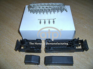 wiring harness repair kit ecu connectors tyco amp new 80 way image is loading wiring harness repair kit ecu connectors tyco amp