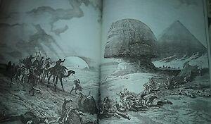 1874-VOLUME-GIAPPONESE-POPOLI-E-GEOGRAFIA-STATO-AFRICANO-AFRICA-NORD-SUD-EGITTO
