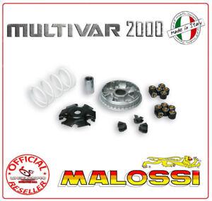 Piaggio Liberty 200 E3 (leader) Variateur Malossi 5111885 Multivar 2000 Nombreux Dans La VariéTé