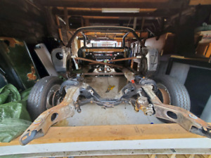 1968 chevelle ss project car