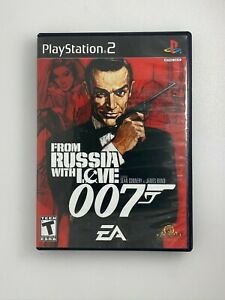 James-Bond-007-From-Russia-with-Love-Playstation-2-PS2-Game-Complete