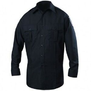 Blauer CLASSACT Long Sleeve Police Security Sheriff ...