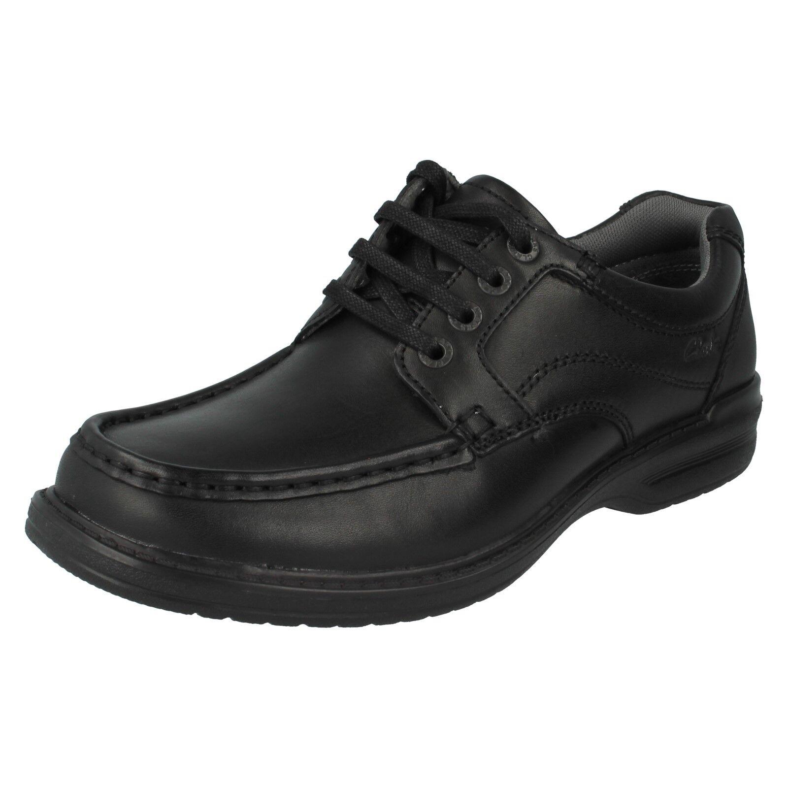 Keeler Camminare Da Da Da Uomo Clarks in Pelle Ampia Vestibilità Con Lacci Scarpe Casual Lavoro .99 e0ec77